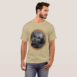 Jesus Nailed with his arms and hands being fasten T-Shirt