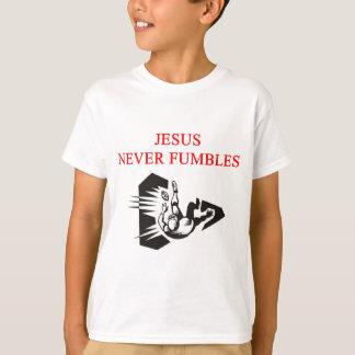 jesus never fumbles T-Shirt