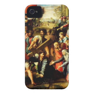 Jesus on his way to Calvary iPhone 4 Cover