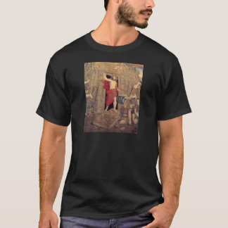 Jesus on Resurrection Tapestry in the Vatican T-Shirt