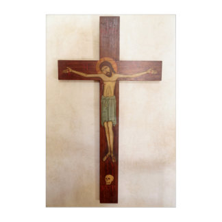 Jesus On The Cross Art