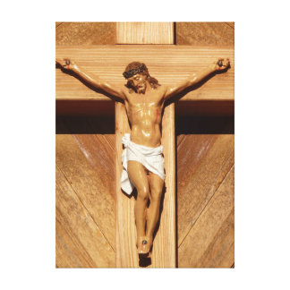 Jesus on the Cross Gallery Wrapped Canvas