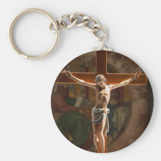 Jesus-on-the-Cross Key Ring