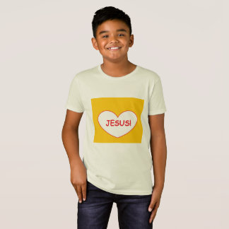 'Jesus!' Organic T-Shirt