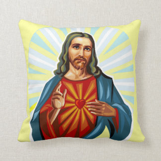 Jesus Pillow