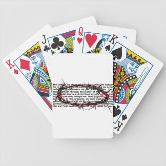 JESUS POKER DECK