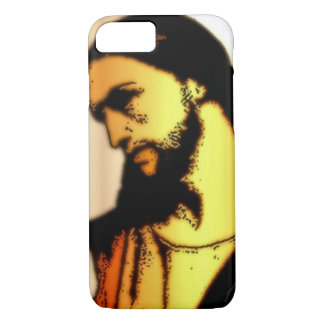 Jesus Pop Art Print iPhone 7 Case