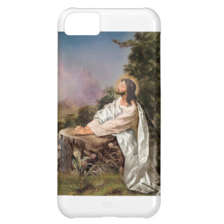 Jesus Praying Cover For iPhone 5C