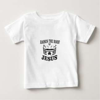 Jesus raises the roof yeah baby T-Shirt