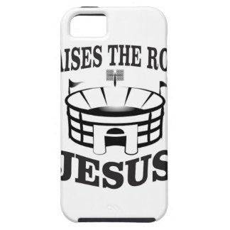 Jesus raises the roof yeah iPhone 5 cover