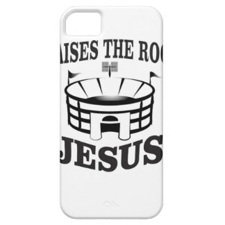 Jesus raises the roof yeah iPhone 5 covers