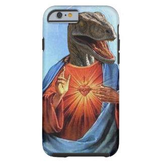 Jesus Raptor Tough iPhone 6 Case