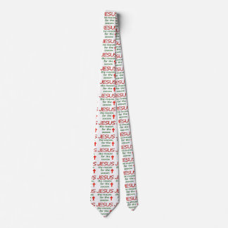 JESUS Reason for Season Christmas Tie