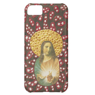 Jesus Red & White iPhone 5C Case