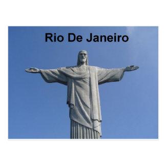 Jesus Rio de Janeiro (Brazil) (St.K.) Postcard