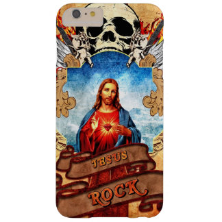 Jesus rock barely there iPhone 6 plus case