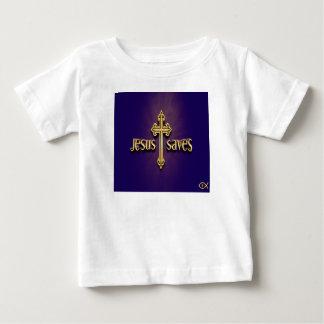 Jesus Saves 4 Baby T-Shirt