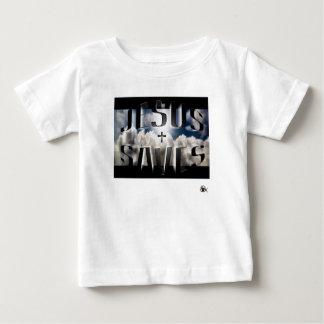 Jesus Saves Baby T-Shirt