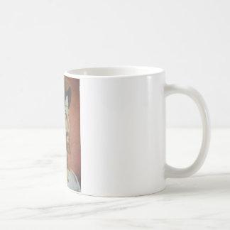 Jesus Saves Basic White Mug