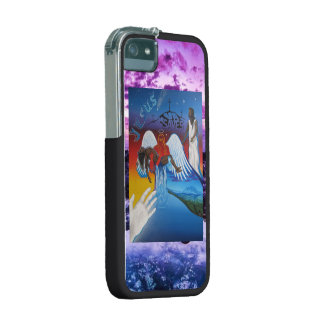 Jesus saves iPhone 5 cover
