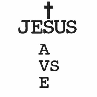 Jesus Saves (CROSS)