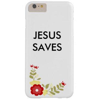 Jesus Saves Iphone Case
