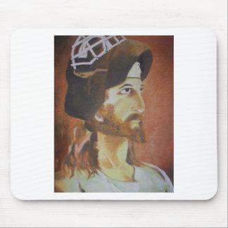 Jesus Saves Mouse Pad