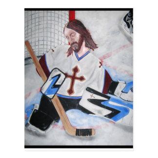 Jesus Saves! Postcard
