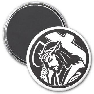 Jesus Season 7.5 Cm Round Magnet