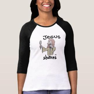 , Jesus, shaves Tshirt