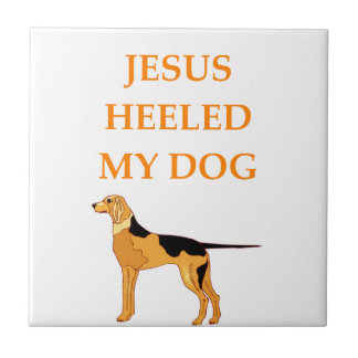JESUS SMALL SQUARE TILE