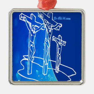 JESUS SON OF GOD HOME BLESSING CUSTOMIZABLE PRO CHRISTMAS ORNAMENTS