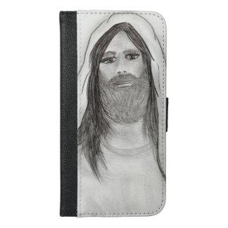 JESUS STANDING II iPhone 6/6S PLUS WALLET CASE
