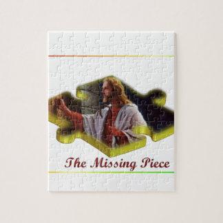 Jesus The Missing Piece Puzzles