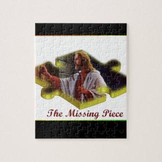 Jesus The Missing Piece Puzzle