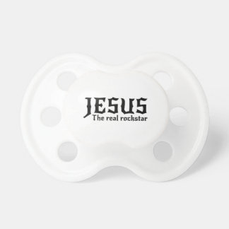 Jesus the Real Rockstar Dummy