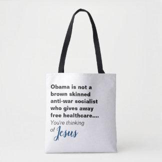 Jesus the Socialist Tote Bag