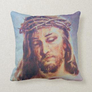 Jesus thorn Pillow