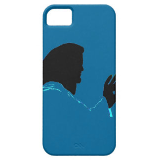 JESUS TOUCHED ME phone case