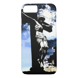 Jesus Tribute Digital Watercolor Print iPhone 7 Case