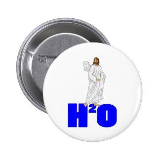 Jesus Walks on Water Pins