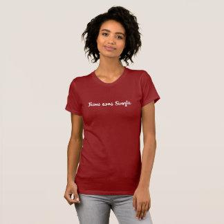 Jesus was Single (Female) T-Shirt