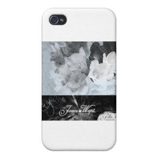 Jesus Wept iPhone 4 Case