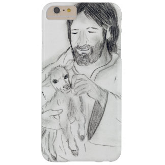 Jesus With Lamb Barely There iPhone 6 Plus Case