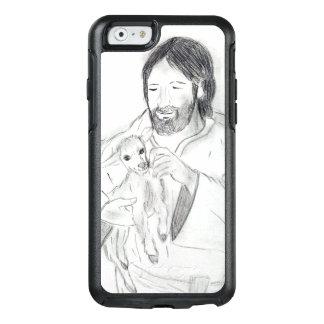 Jesus With Lamb OtterBox iPhone 6/6s Case