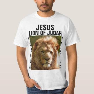 JESUS YESHUA LION OF JUDAH t-shirts tees