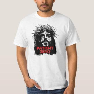 Jesus Zombie Patient Zero T-Shirt