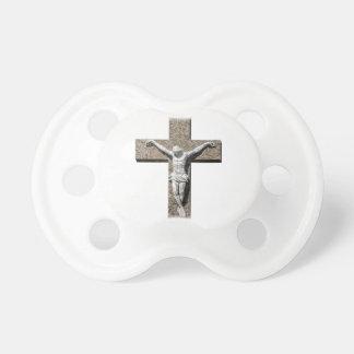 Jesuschrist on a Cross Sculpture Dummy