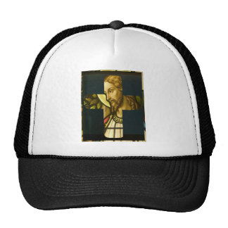 JESUSCRIST HOLY CROSS 001 CUSTOMIZABLE PRODUCTS MESH HATS