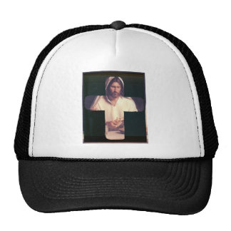 JESUSCRIST HOLY CROSS 002 CUSTOMIZABLE PRODUCTS TRUCKER HATS